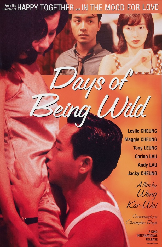 Days of Being Wild (1990)