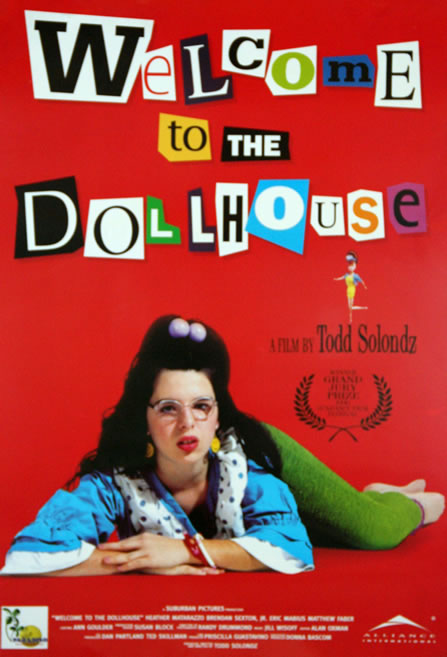 film 21 Welcome To The Dollhouse 70cm to 100cm 10euro
