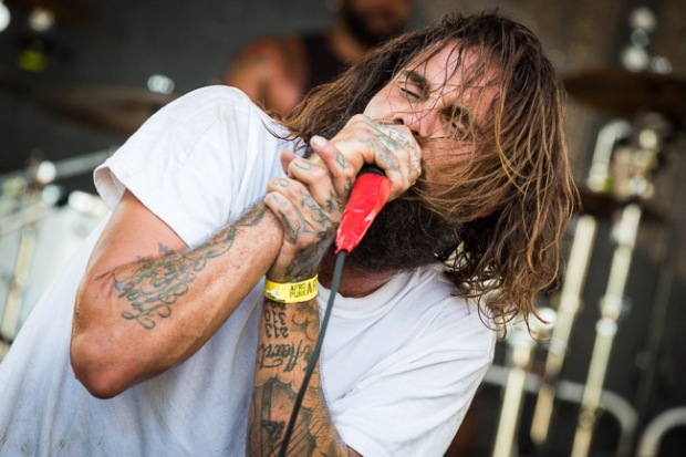 letlive. at Afropunk Festival 2015 Day 1
